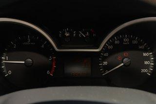 2016 Mazda BT-50 UR0YG1 XT Freestyle 4x2 Hi-Rider White 6 Speed Manual Cab Chassis
