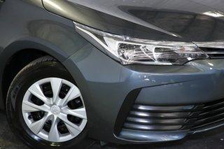 2017 Toyota Corolla ZRE172R Ascent S-CVT Moonlight 7 Speed Constant Variable Sedan.