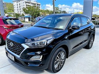 2020 Hyundai Tucson TL4 MY20 Active X AWD Phantom Black 8 Speed Sports Automatic Wagon.