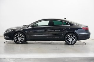 2013 Volkswagen CC Type 3CC MY14 130TDI DSG Deep Black Pearl Effect 6 Speed.