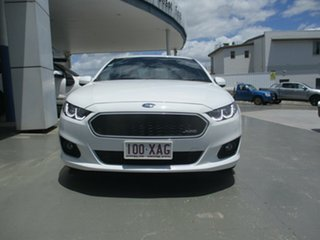 2016 Ford Falcon FG X XR6 White 6 Speed Auto Seq Sportshift Sedan