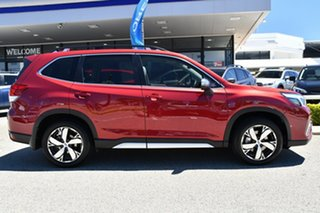 2020 Subaru Forester S5 MY20 2.5i-S CVT AWD Red 7 Speed Constant Variable Wagon