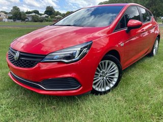 2017 Holden Astra BK MY17 R+ Red 6 Speed Sports Automatic Hatchback.