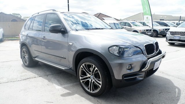 Used BMW X5 E70 MY09 xDrive30i Steptronic St James, 2009 BMW X5 E70 MY09 xDrive30i Steptronic Grey 6 Speed Sports Automatic Wagon