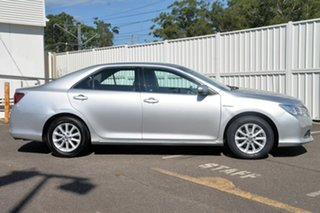 2014 Toyota Aurion GSV50R AT-X Silver 6 Speed Sports Automatic Sedan.