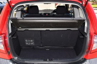 2011 Hyundai Getz TB MY09 S Red/Black 4 Speed Automatic Hatchback