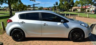 2013 Kia Cerato YD MY14 S Silver 6 Speed Manual Hatchback