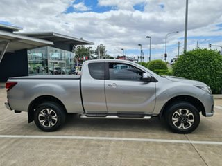 2018 Mazda BT-50 UR0YG1 XTR Freestyle Silver 6 Speed Sports Automatic Utility.