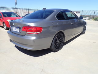 2009 BMW 3 Series E92 MY09 325i Steptronic Metal Grey 6 Speed Sports Automatic Coupe