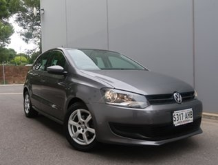 2010 Volkswagen Polo 6R 66TDI Comfortline 5 Speed Manual Hatchback.