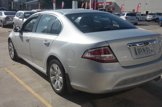 2010 Ford Falcon FG G6 Silver 6 Speed Sports Automatic Sedan