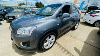 2013 Holden Trax TJ MY14 LTZ Grey 6 Speed Automatic Wagon