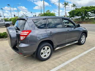 2012 Toyota RAV4 ACA33R MY12 CV Grey 5 Speed Manual Wagon.