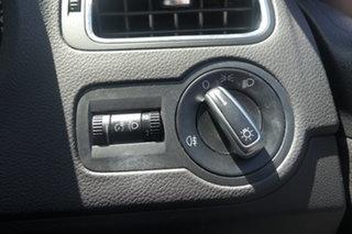 2011 Volkswagen Polo 6R MY11 66TDI Comfortline White 5 Speed Manual Hatchback