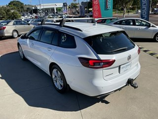2018 Holden Commodore ZB LT White 9 Speed Automatic Sportswagon