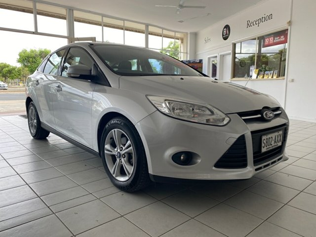 Used Ford Focus LW MK2 Trend Loxton, 2013 Ford Focus LW MK2 Trend White 6 Speed Automatic Sedan