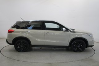2018 Suzuki Vitara LY S Turbo 2WD Cream 6 Speed Sports Automatic Wagon