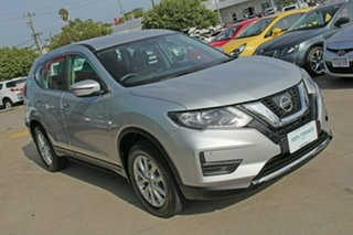 2019 Nissan X-Trail T32 Series 2 ST 7 Seat (2WD) Silver Continuous Variable Wagon