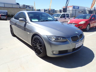 2009 BMW 3 Series E92 MY09 325i Steptronic Metal Grey 6 Speed Sports Automatic Coupe.
