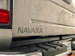 2003 Nissan Navara D22 MY2003 ST-R Silver 5 Speed Manual Utility