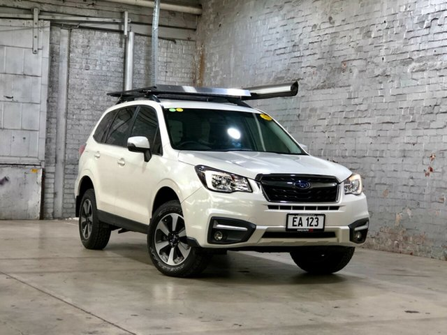 Used Subaru Forester S4 MY16 2.0D-L CVT AWD Mile End South, 2016 Subaru Forester S4 MY16 2.0D-L CVT AWD White 7 Speed Constant Variable Wagon