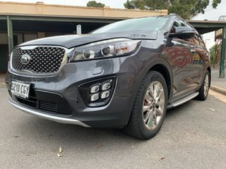 2017 Kia Sorento UM MY17 GT-Line AWD Grey 6 Speed Sports Automatic Wagon