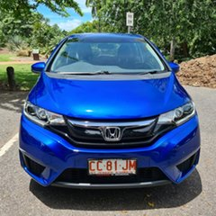 2017 Honda Jazz GF MY17 VTi Blue 5 Speed Manual Hatchback