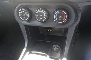 2010 Mitsubishi Lancer CJ MY10 ES Sportback Black 5 Speed Manual Hatchback