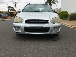 2004 Subaru Impreza S MY04 GX AWD 5 Speed Manual Hatchback