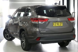 2017 Toyota Kluger GSU50R MY17 GX (4x2) Grey 8 Speed Automatic Wagon.