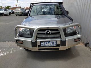2009 Mazda BT-50 UNY0E4 DX 5 Speed Manual Cab Chassis.