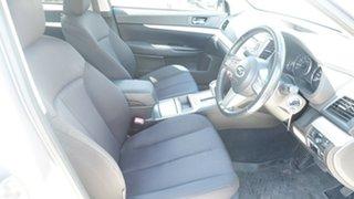 2011 Subaru Liberty B5 MY11 2.5i Lineartronic AWD Silver 6 Speed Constant Variable Sedan
