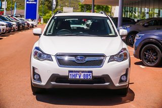 2016 Subaru XV G4X MY17 2.0i Lineartronic AWD White 6 Speed Constant Variable Wagon