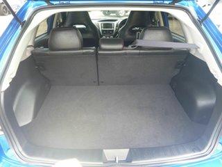 2012 Subaru Impreza G3 MY13 WRX AWD Blue 5 Speed Manual Hatchback