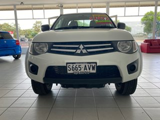 2012 Mitsubishi Triton MN MY12 GLX (4x4) 5 Speed Manual Club Cab Utility