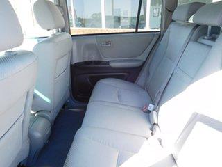 2004 Toyota Kluger MCU28R CV AWD Silver 5 Speed Automatic Wagon