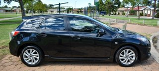 2013 Mazda 3 BL10F2 MY13 Maxx Activematic Sport Black 5 Speed Sports Automatic Hatchback