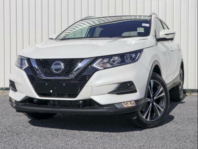 New Nissan Qashqai Wangaratta, Nissan QASHQAI CVT STL