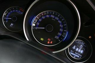 2014 Honda Jazz GF MY15 VTi-L Attract Yellow 1 Speed Constant Variable Hatchback