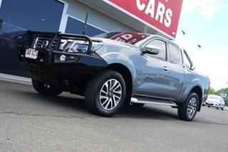 2019 Nissan Navara D23 S4 MY19 ST-X King Cab Grey 7 Speed Sports Automatic Utility.