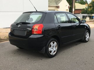2006 Toyota Corolla ZZE122R 5Y Ascent 5 Speed Manual Hatchback.