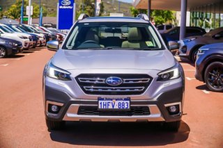 2021 Subaru Outback 6GEN AWD Touring Silver Constant Variable SUV.