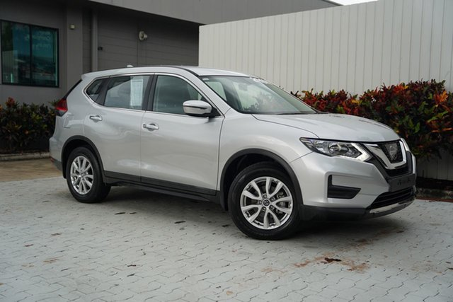 Used Nissan X-Trail T32 Series II ST X-tronic 4WD Cairns, 2019 Nissan X-Trail T32 Series II ST X-tronic 4WD Silver 7 Speed Constant Variable Wagon