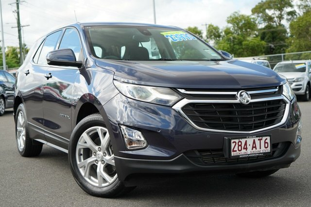 Used Holden Equinox EQ MY18 LT FWD Hillcrest, 2018 Holden Equinox EQ MY18 LT FWD Blue 9 Speed Sports Automatic Wagon