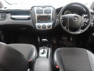 2007 Kia Sportage KM MY07 White 4 Speed Sports Automatic Wagon