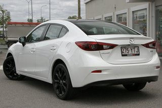 2016 Mazda 3 BM5236 SP25 SKYACTIV-MT White 6 Speed Manual Sedan.