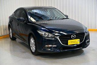 2016 Mazda 3 BM5278 Maxx SKYACTIV-Drive Blue 6 Speed Sports Automatic Sedan