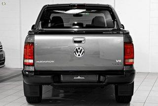 2020 Volkswagen Amarok 2H MY20 TDI580SE 4MOTION Perm Grey 8 Speed Automatic Utility.