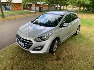 2015 Hyundai i30 GD3 Series II MY16 Active Sleek Silver 6 Speed Sports Automatic Hatchback