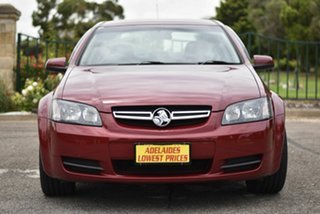 2008 Holden Commodore VE MY09 60th Anniversary Red 4 Speed Automatic Sedan.
